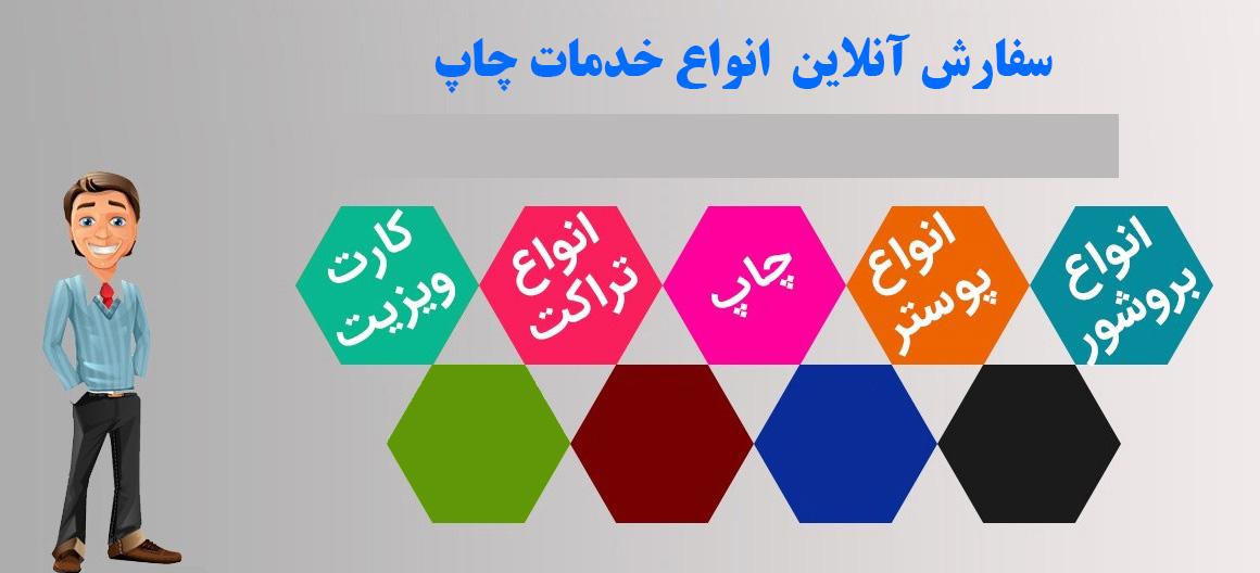 چاپ کارت ویزیت در سعادت آباد